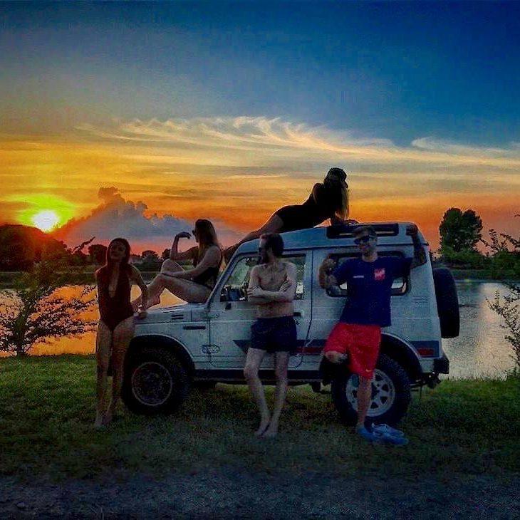oasi-lago-dei-cigni-tramonto